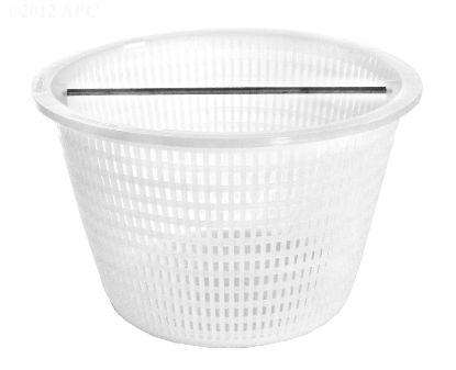 **SWIMQUIP U-3 SKIMMER BASKET w/ Handle 08650-0007
