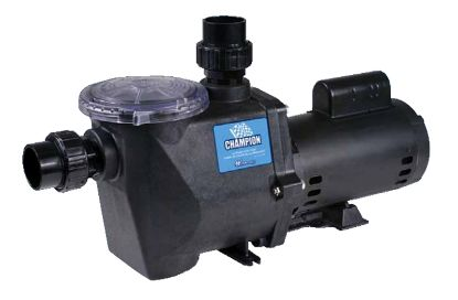 1 1/2 HP 115V 230V CHAMPION PUMP ENERGY EFF FULL RATED IG  CHAMPS-115