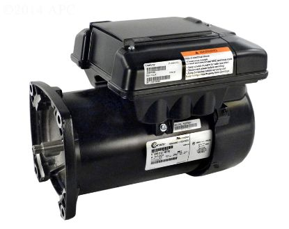 1/2 - 1.65 THP 208V 230V VGREEN 165 MOTOR SQ FLNG POOL SPA  ECM16SQU