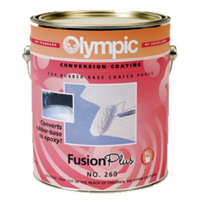1 GAL FUSION PLUS CONVERSION COATING RUBBER BASE TO EPOXY  260
