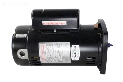 1 HP MOTOR 48Y SQ FACE CONSERVATIONIST QC1102
