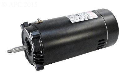 1 HP THRD. SHAFT MOTOR 115/230V UST1102
