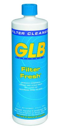 1 QT. CARTRIDGE FILTER FRESH ACID BASED CASE OF 12 GLB 71010A