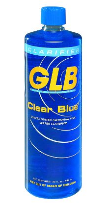 1 QT. CLEAR BLUE CONCENTRATED CLARIFIER CASE OF 12 GLB 71404A