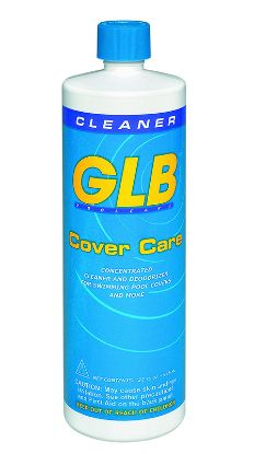 1 QT. COVER CARE COVER CLEANER LEMON SCENT CASE OF 12 GLB 71004A