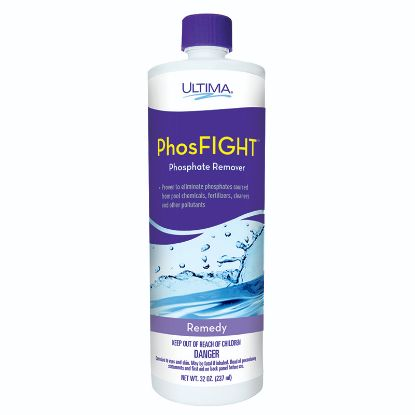 1 QT PHOSFIGHT 12/CS PHOSPHATE REMOVER ULTIMA 27836A
