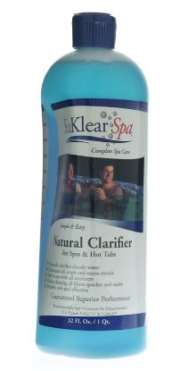 1 QT SPA NATURAL CLARIFIER 12/CS SEAKLEAR SKS-B-Q
