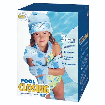 12K GAL WINTER POOL CLOSING KIT 6/ CASE GLB 71502A