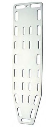 18IN AB SPINEBOARD WITH PINS 10-993-WH