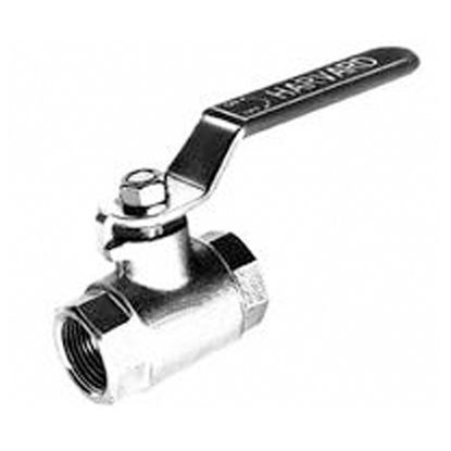 1IN FPT BRONZE BALL VALVE CONVENTIONAL PORT IBV100T