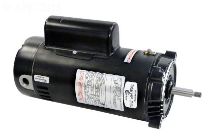 2.5 HP THREAD SHAFT MOTOR 230V UST1252