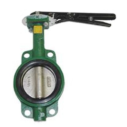2.5IN CAST IRON BUTTERFLY VALVE HBFV21/2