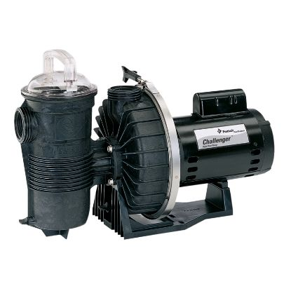 2 HP 230V CHALLENGER HIGH FLOW PUMP FULL RATED NSF LISTED  342248