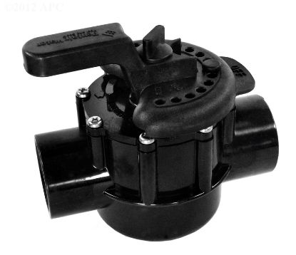 2 WAY VALVE CPVC 1.5IN/2IN PENTAIR 263036