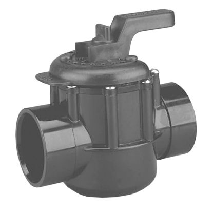 2 WAY VALVE CPVC 2IN/2.5IN PENTAIR 263027