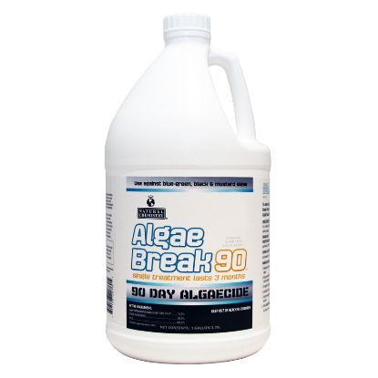 1 GAL PRO SERIES ALGAE BREAK 90 4/CS NATURAL CHEMISTRY 20760