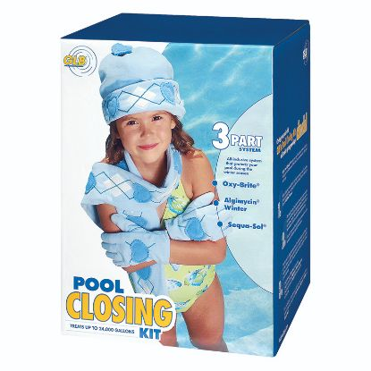24K GAL WINTER POOL CLOSING KIT 4/ CASE GLB 71500A