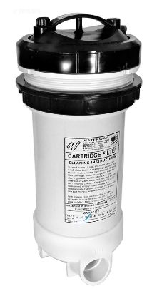 25 SQ. FT. TOP LOAD FILTER W/BYPASS 500-2510B