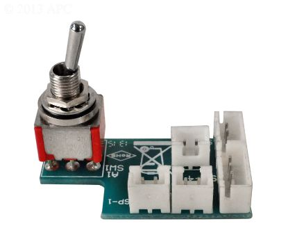 CIRCUIT BOARD W/SELECTOR SWITCH 270078