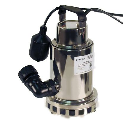3/4 HP 115V SUBMERSIBLE UTILITY DRAINER PUMP 6.4A 15' 18/3  PCD-1000