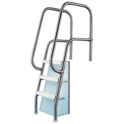 3 STEP THERAPEUTIC LADDER 1.9IN OD .145IN TUBE PARAGON  42702