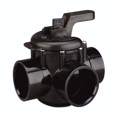 3 WAY VALVE CPVC 1.5IN/2IN PENTAIR 263035