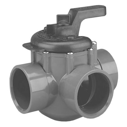 3 WAY VALVE PVC 2IN/2.5IN PENTAIR 263028