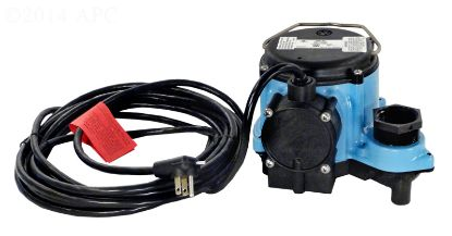 3240 GPH 115V BIG JOHN SUMP PUMP AUTOMATIC 25' CORD 508158 1 508158
