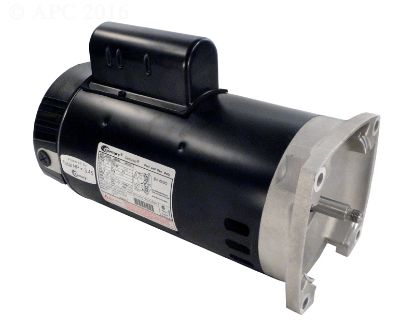 3HP  1SP 230V SQ FLANGE MOTOR B2844