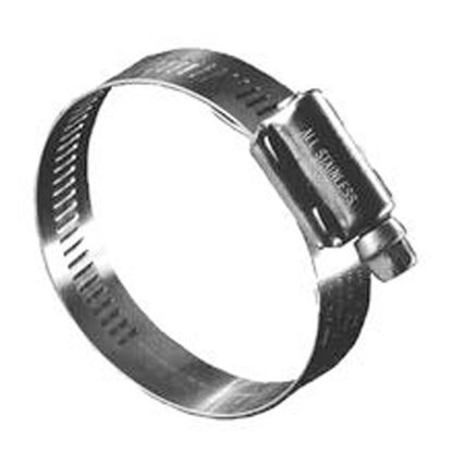 3IN TO 5IN HOSE CLAMP BOX OF 10 STAINLESS 6872