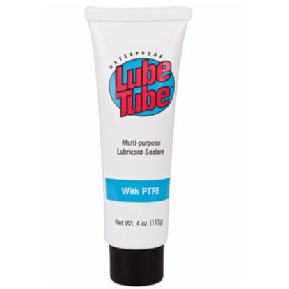 4 OZ LUBE TUBE LUBRICANT/SEALANT CASE OF 12 RPB00450CS