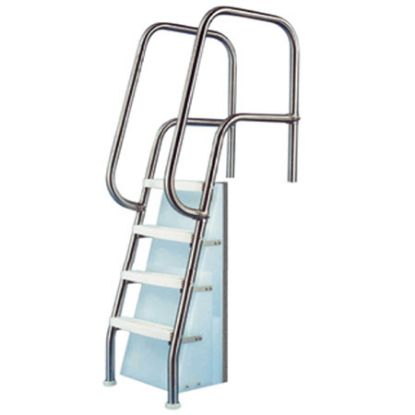 4 STEP THERAPEUTIC LADDER 1.9IN OD .145IN TUBE PARAGON  42703