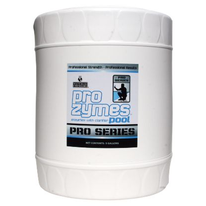 5 GAL PRO SERIES PROZYMES POOL EACH REPLACES 03257 NATURAL  20305
