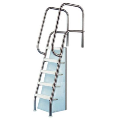 5 STEP THERAPEUTIC LADDER 1.9IN OD .145IN TUBE PARAGON  42704