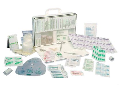 50 PERSON FIRST AID KIT 10-706