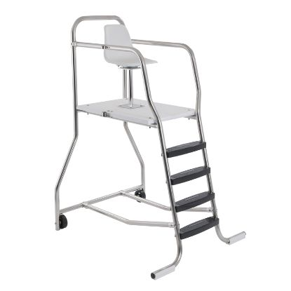 6' VISTA MOVEABLE GUARD CHAIR US48500