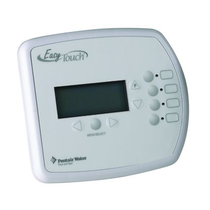 EASYTOUCH INDOOR CONTROL PANEL 4 CIRCUIT PENTAIR EASYTOUCH 520548