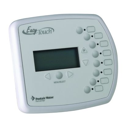 EASYTOUCH INDOOR CONTROL PANEL 8 CIRCUIT PENTAIR EASYTOUCH 520549