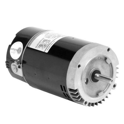 11/2HP THREADED SHAFT MOTOR 115/230 VOLT UPRATED EB229