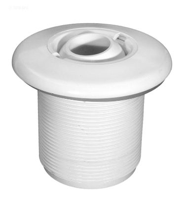 EXT.WALL FITTING LESS NUT 10-3600WHT