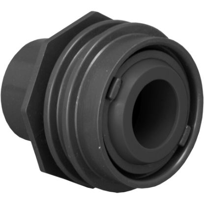 FLUSH MOUNT RETURN/WATER BARRIER  FITS 1IN OR 1 1/2IN PIPE  305