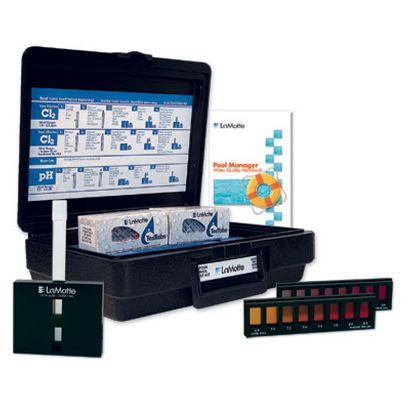 LAMOTTE POOL MGR CL/PH KIT 3363-NJ/PM-3-NJ