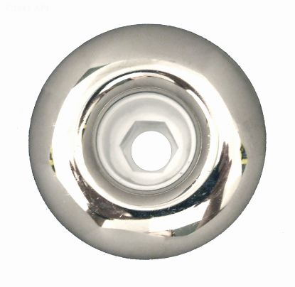 LARGE FACE CLUSTER JET INTERNAL STAINLESS ESCUTCHEON  212-9890S
