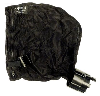 POLARIS 360/380 BLACK MAX ZIPPER BAG 9-100-1022
