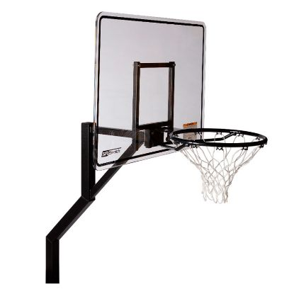 ROCKSOLID EXTENDED REACH BBALL GAME COMM GRADE W/O ANCHOR /  S-BASK-ERSA-ER