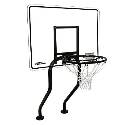 SALT FRIENDLY COMMERICAL 1 BOX BASKETBALL GAME W/ANCHORS SBASKEC