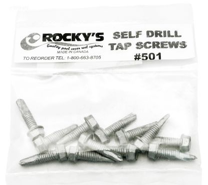 SELF DRILL TAP SCREWS 501