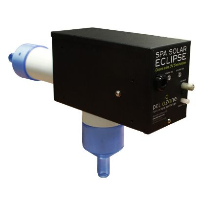 SPA SOLAR ECLIPSE OZONE UV 3/4IN CONNECTION AMP PLUG SESU02