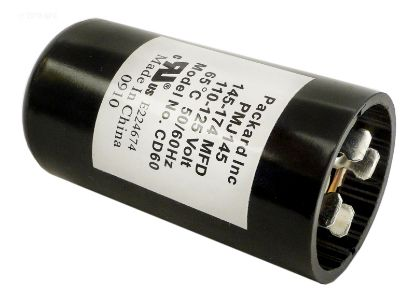 START CAPACITOR 145-175 MFD 110-125VAC BC-145