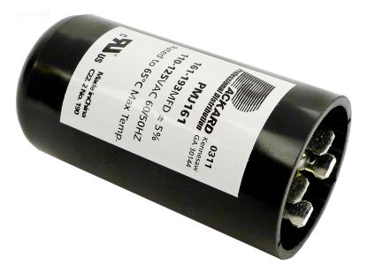 START CAPACITOR 161-193 MFD 110-125VAC BC-161